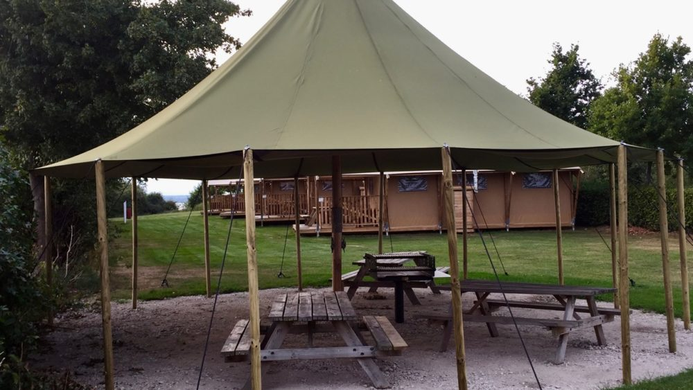 Fællesgrill Camping